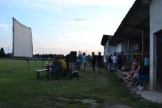 2017 Letní kino, film Pouto