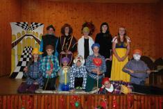 2014 Vánoční představení dětí z MŠ Erpužice a starších dětí