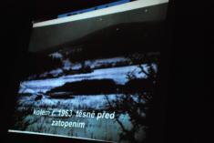 2012 Černá řeka - promítání