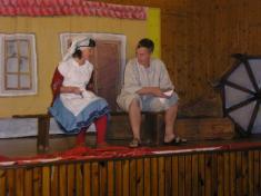 """2008 Divadelní představení - """"Princezna Ryba"""""""