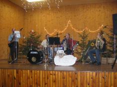 2008 Vánoční posezení pro seniory