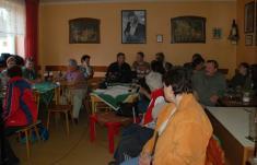 Promítání Černá řeka 12.5. 2012