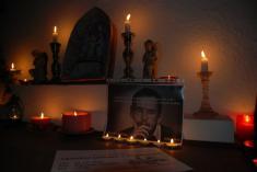 Štědrovečerní kaplička Malovice 2011